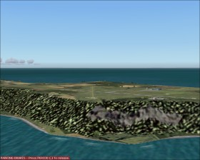 Channel Islands of Guernsey and Jersey, FSX