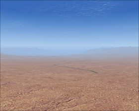 Death Valley, FSX