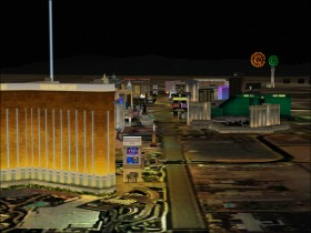 Las Vegas Strip, FSX