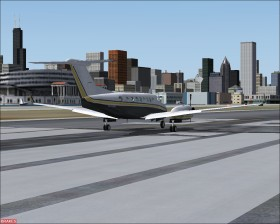 Meigs Field, FSX