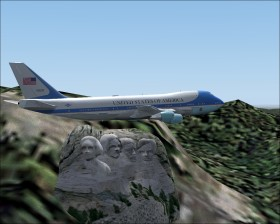 Mount Rushmore National Memorial, FSX