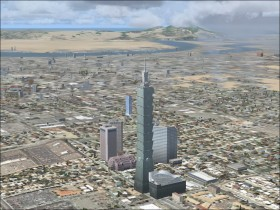 Skyscrapers and towers, FSX