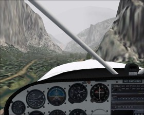 Yosemite Valley, FSX